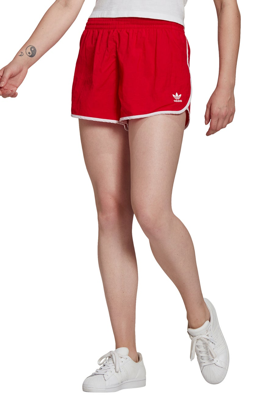 adidas 3-Stripes Shorts Scarlet