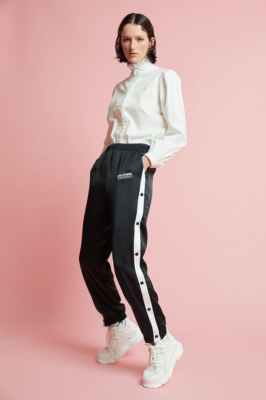 adidas Adibreak Track Pants Black/White