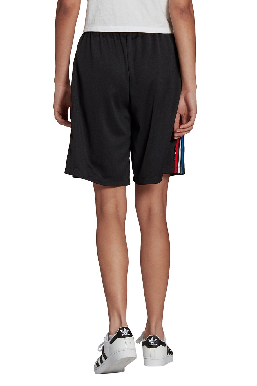 adidas Adicolor Prime Blue Long Shorts Black