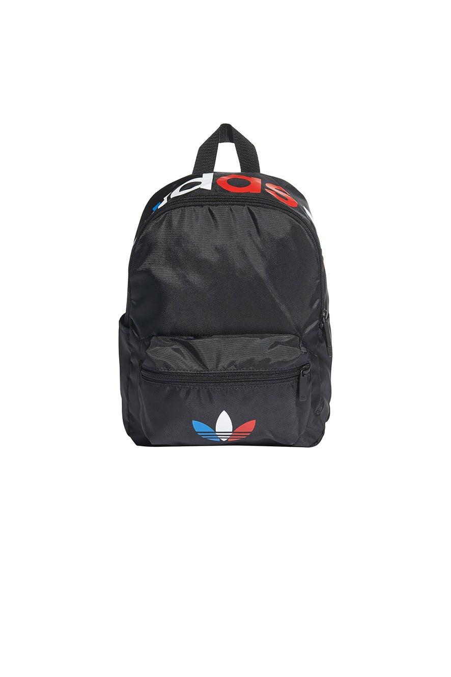 adidas Adicolor Tricolor Mini Backpack Black