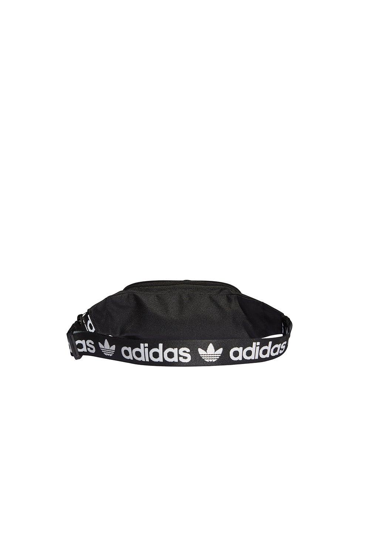 adidas Adicolor Waist Bag Black/White