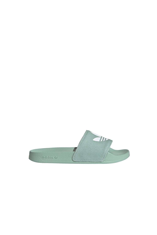 adidas Adilette Lite Hazy Green/Cloud White/Cloud White