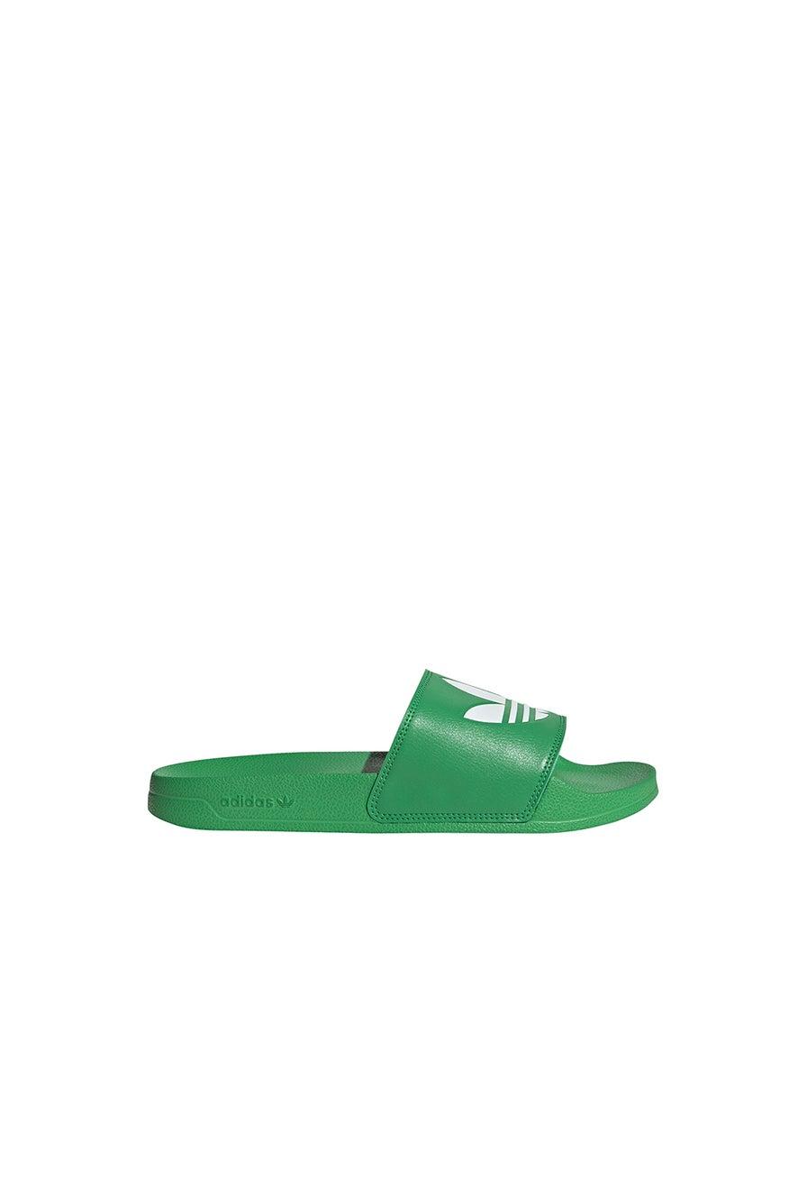 adidas Adilette Lite Vivid Green/Cloud White/Cloud White