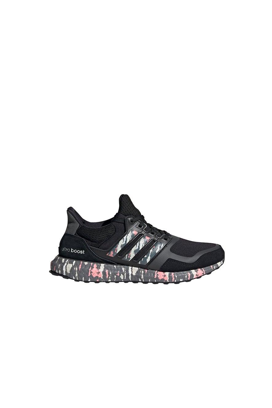 adidas Ultraboost DNA Core Black/Glow Pink/Grey
