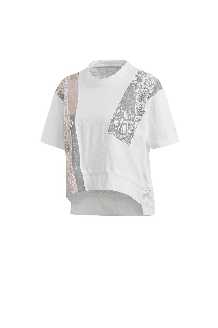adidas by Stella McCartney Graphic Tee White