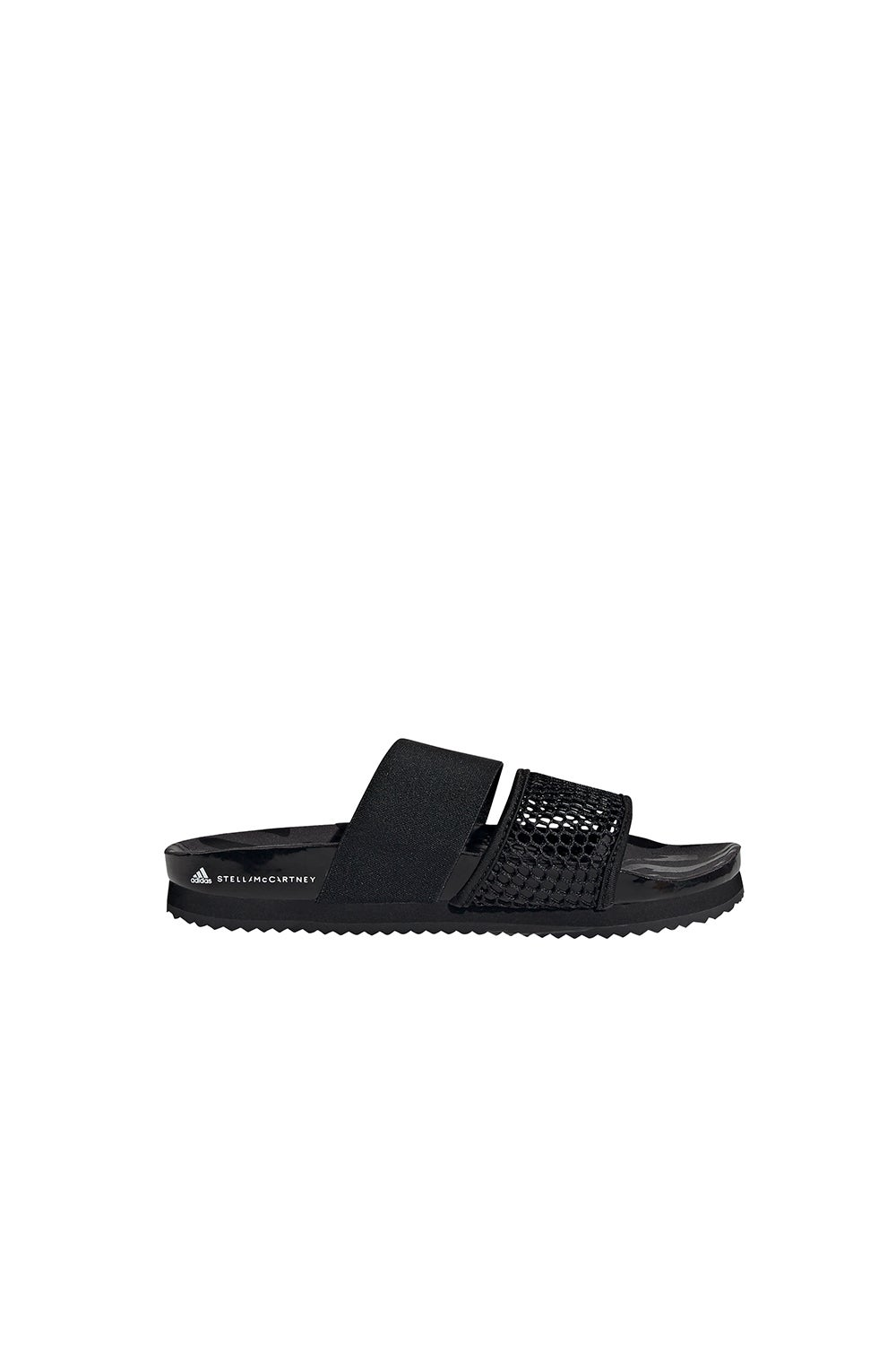 adidas by Stella McCartney Lette Slides Core Black