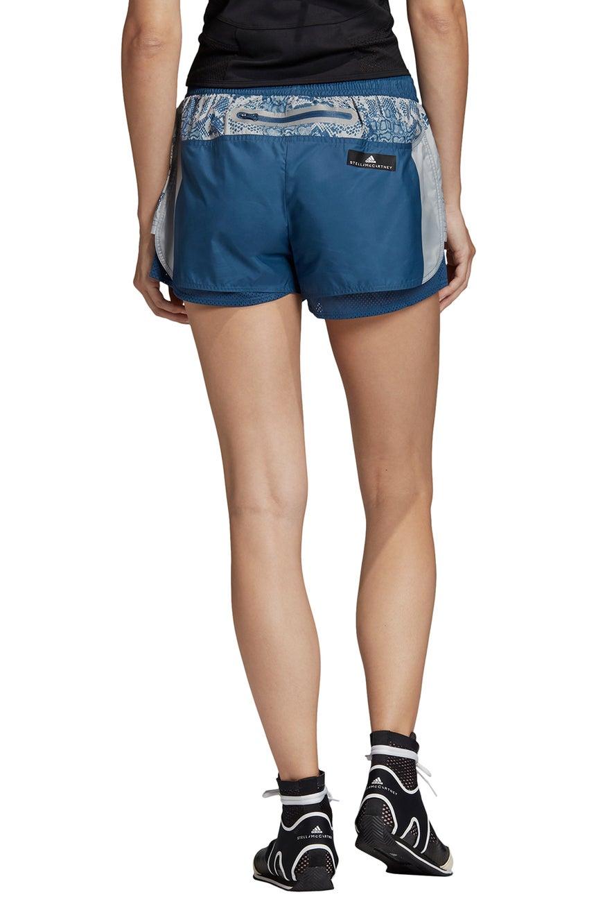 adidas by Stella McCartney M20 Shorts Clear Onyx/Vista Blue