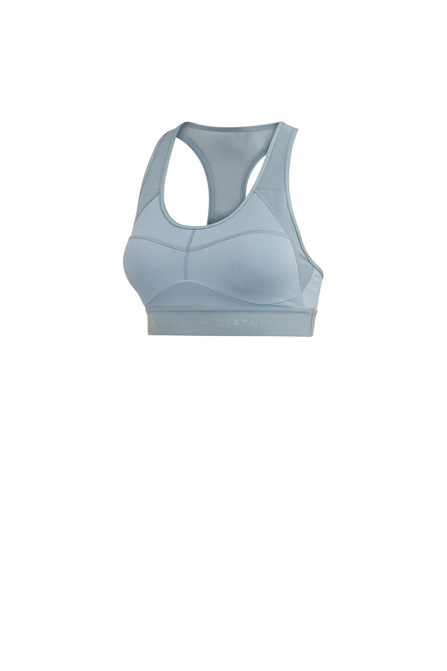 adidas by Stella McCartney Performance Essentials Bra Stone