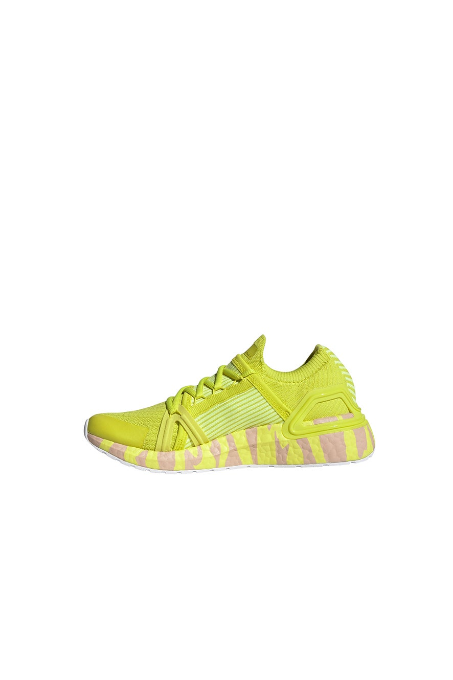 adidas by Stella McCartney UltraBOOST 20 Shoes Acid Yellow