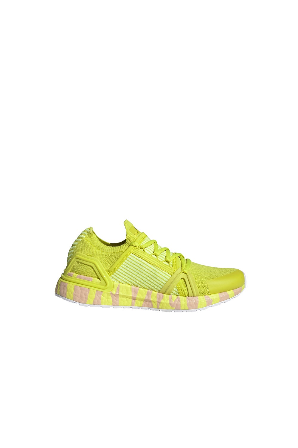 adidas by Stella McCartney UltraBOOST 20 Shoes Acid Yellow