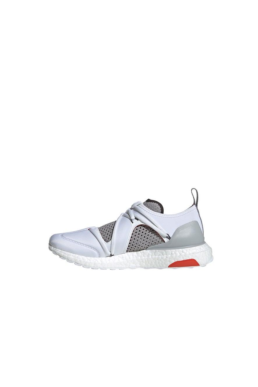 adidas by Stella McCartney Ultraboost T. S. Pearl Grey/ Rust Red SMC/ White