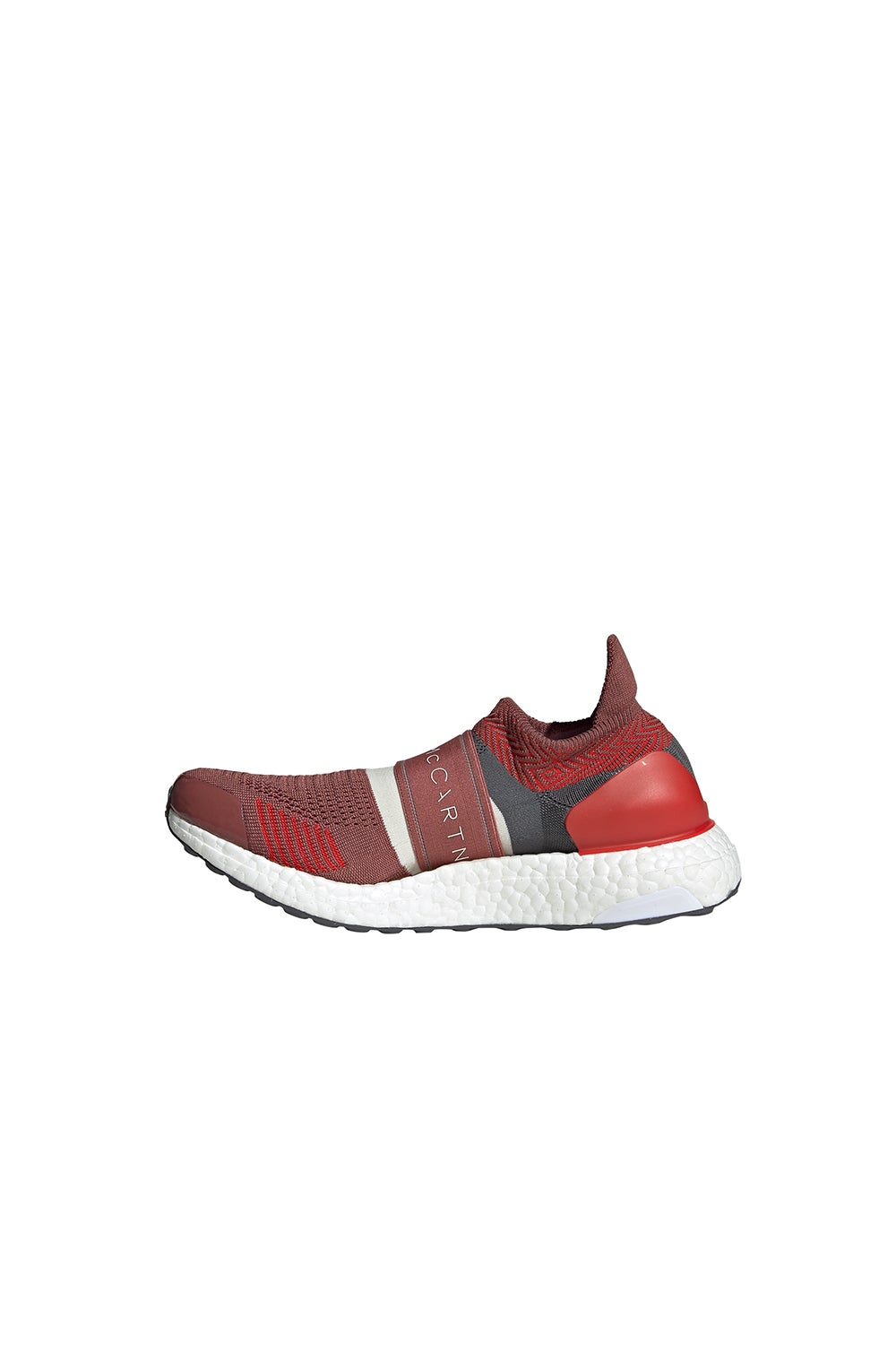 adidas by Stella McCartney Ultraboost X 3D Shoes  Clay Red/Intense Pink/Red