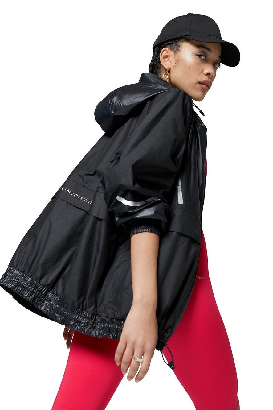 adidas by Stella McCartney Windbreaker Black