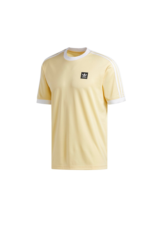 adidas Club Jersey Easy Yellow/White
