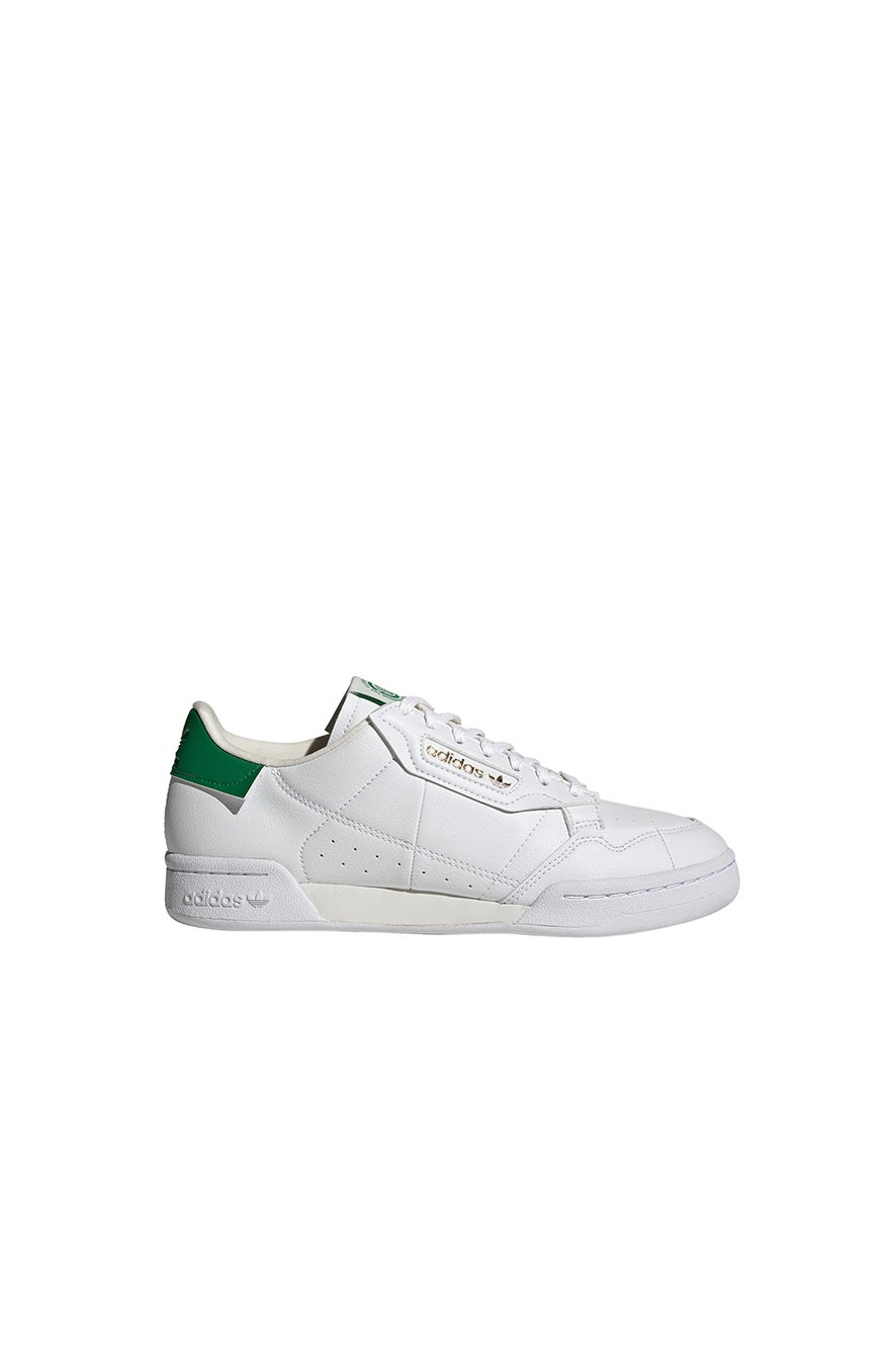 adidas Continental 80 Cloud White/Off White/Green