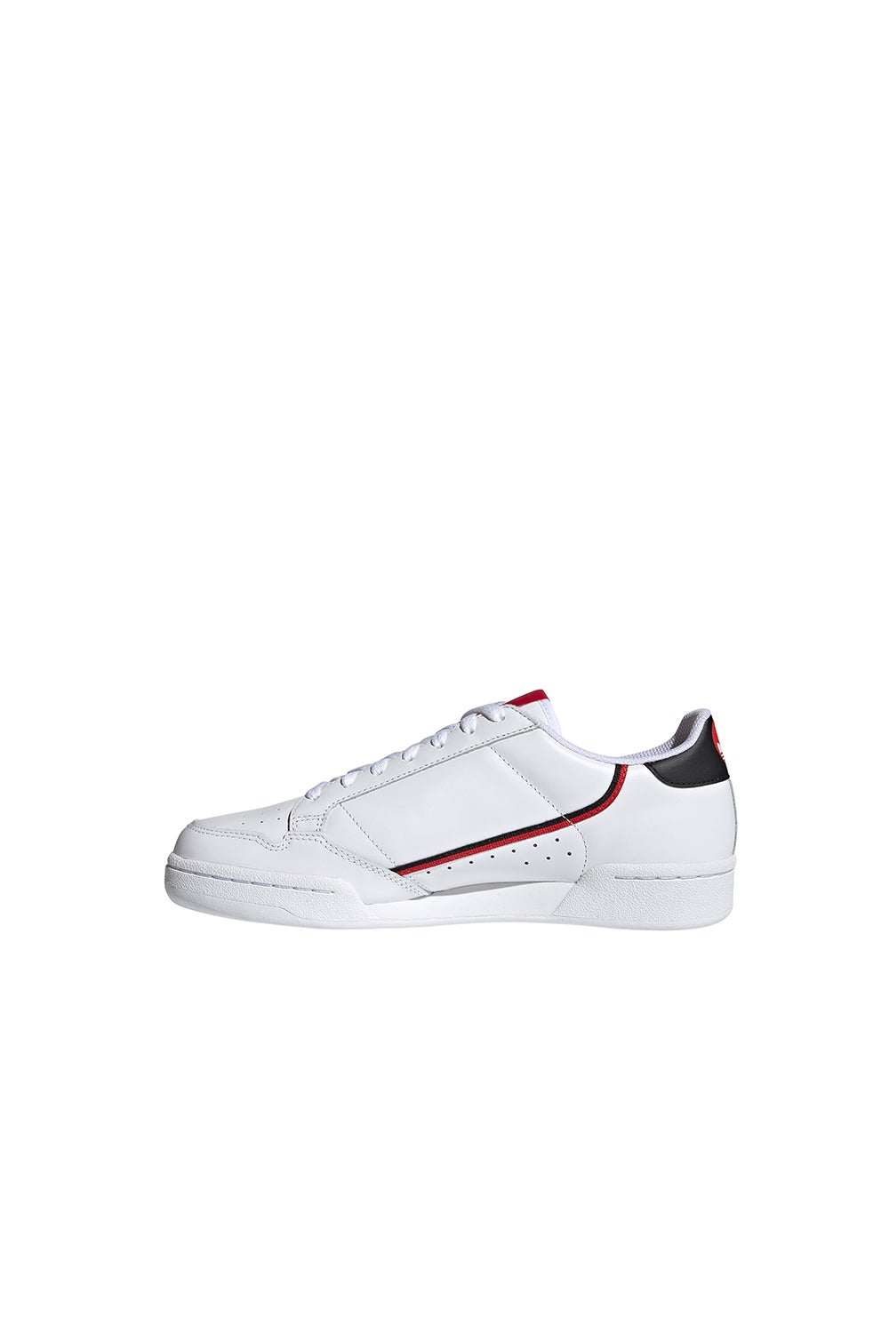 adidas Continental 80 FTWR White/Core Black/Scarlet