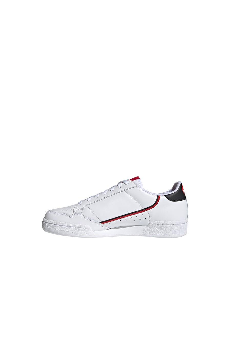 adidas Continental 80 FTWR White/Core Black/Scarlet
