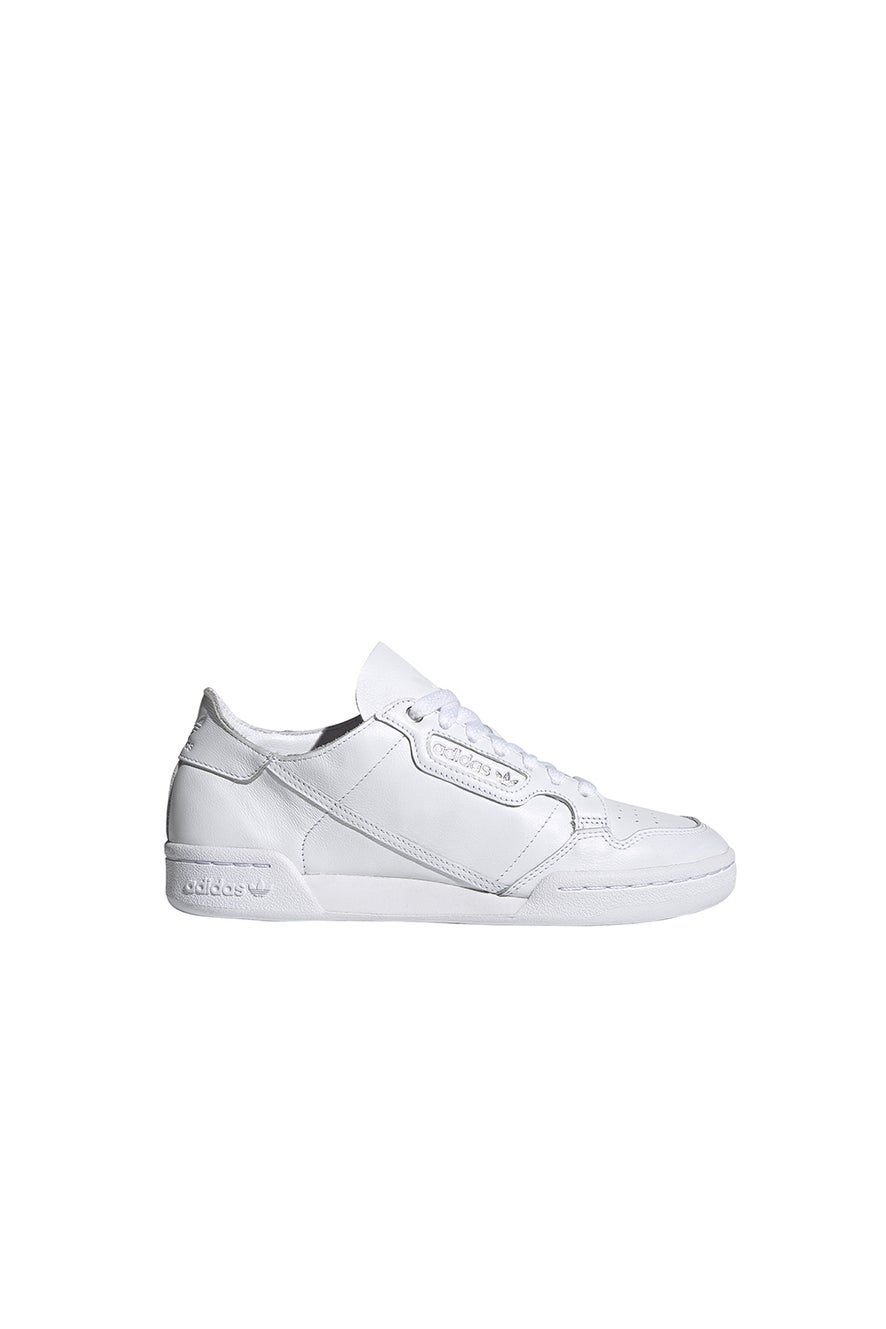 adidas Continental 80 Reco Cloud White/Silver Metallic