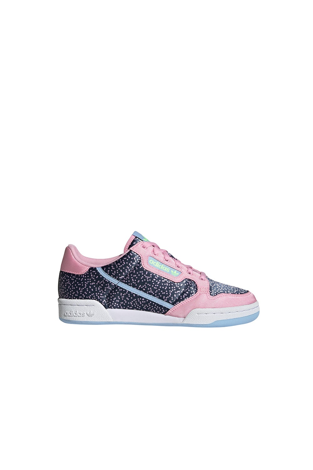 adidas Continental 80 True Pink/Collegiate Navy/Glow Blue