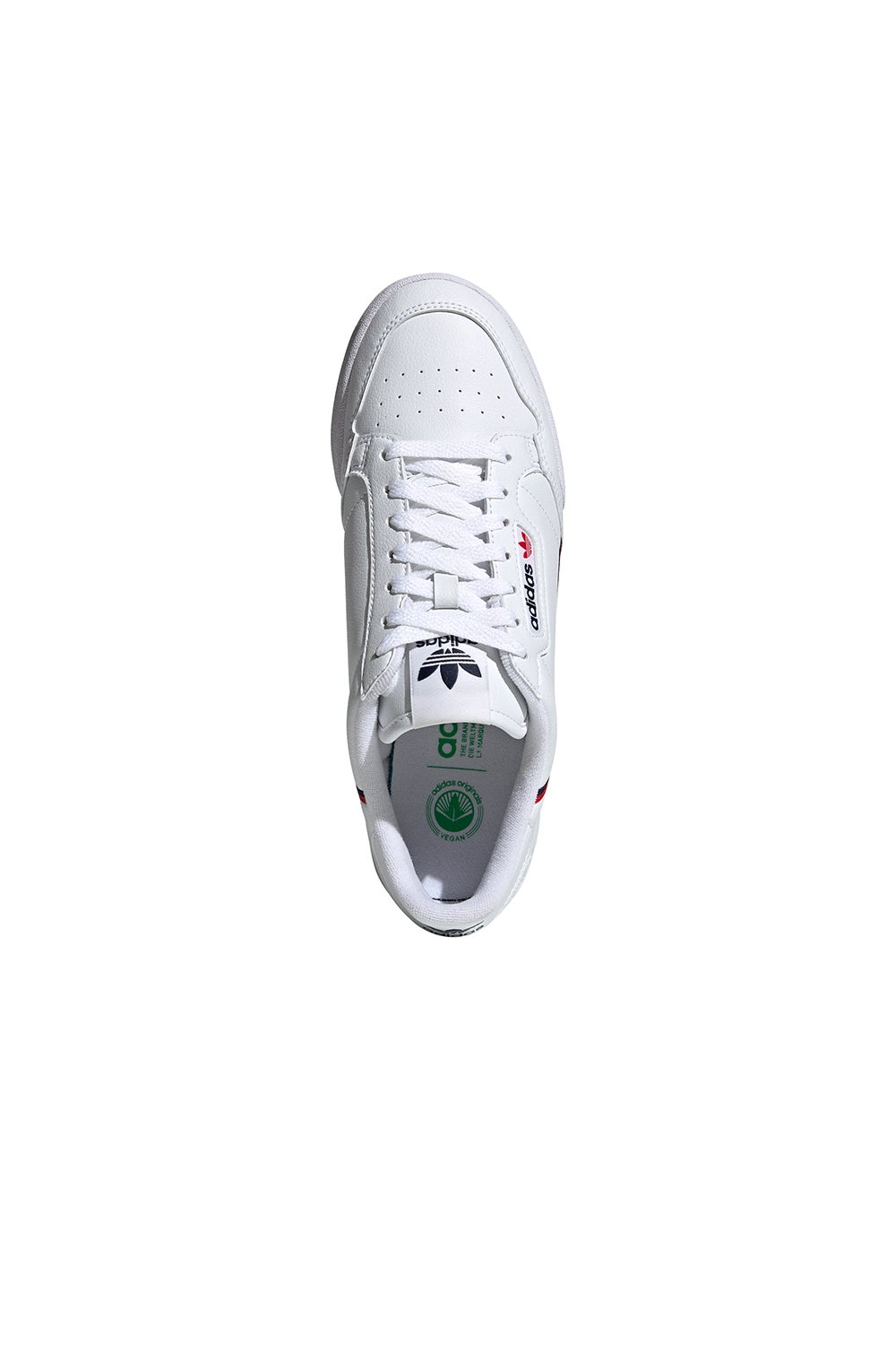 adidas Continental 80 Vegan Cloud White