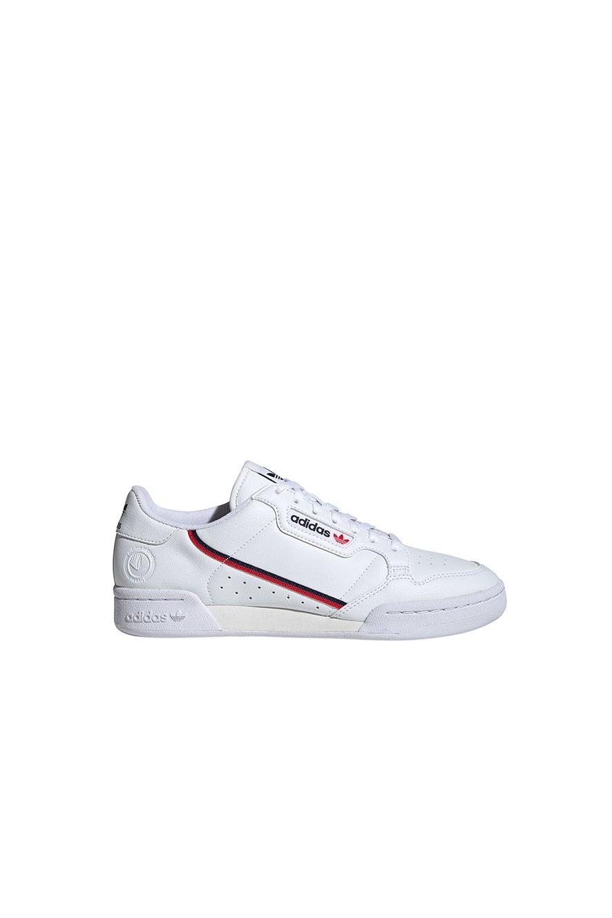 adidas Continental 80 Vegan Cloud White