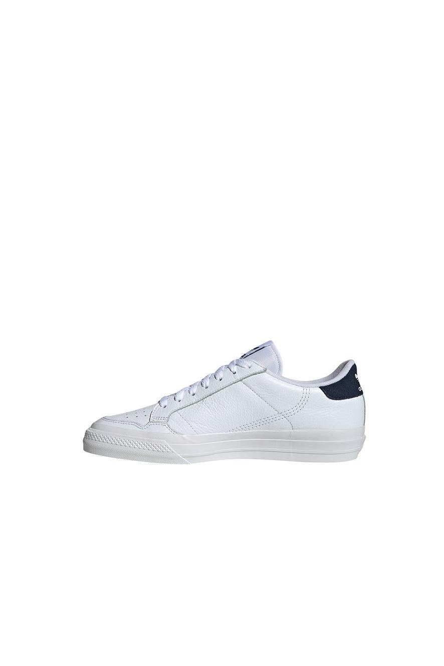adidas Continental Vulc White/Collegiate Navy