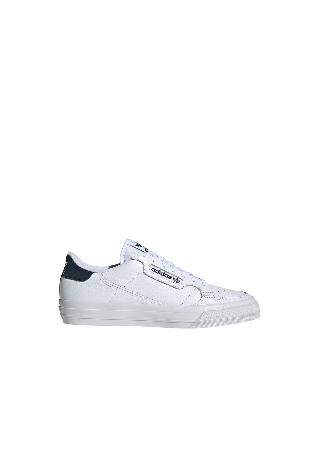 adidas Continental Vulc White/Collegiate Navy