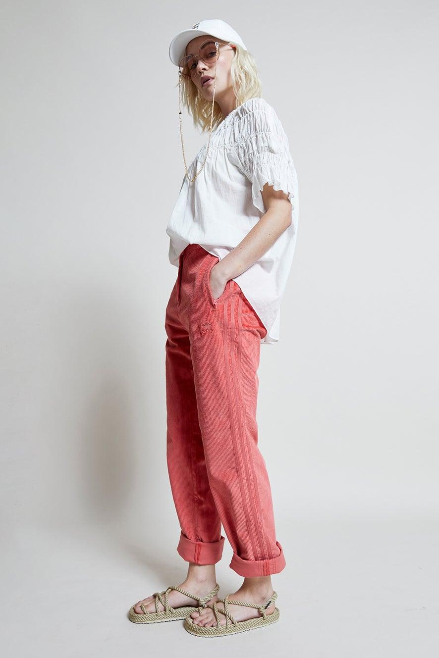 adidas Cord Pants Tactile Pink