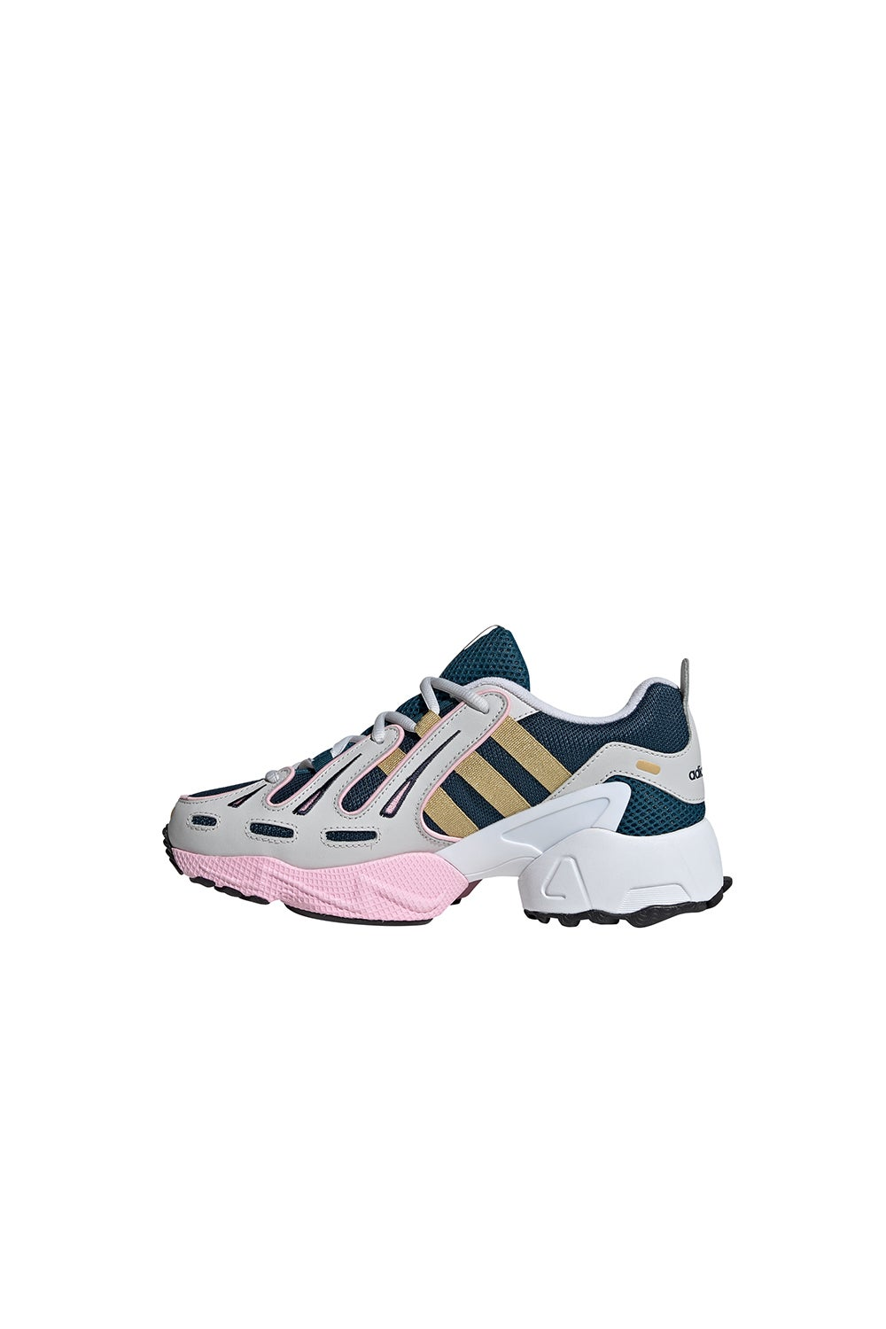adidas EQT Gazelle Boost Tech Mineral/Gold Met./True Pink