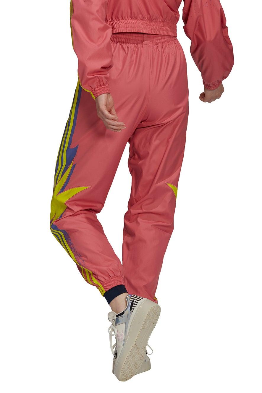 adidas Fakten Track Pants Hazy Rose/Acid Yellow/Joy Purple