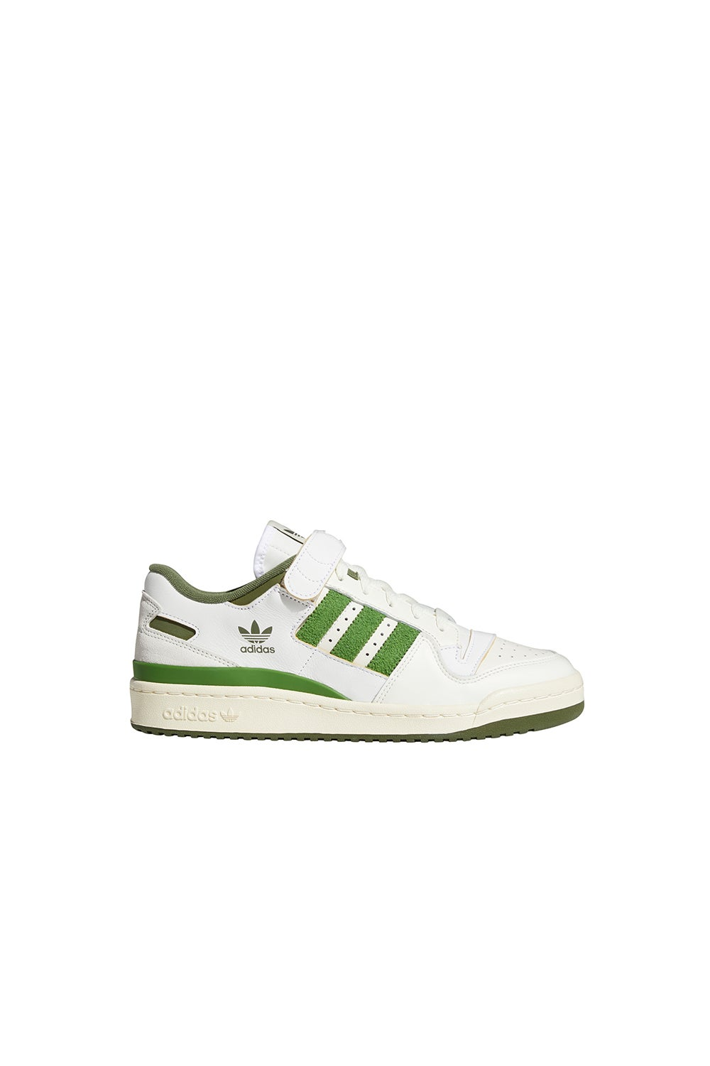 adidas Forum 84 Low Cloud White/Crew Green/Wild Pine