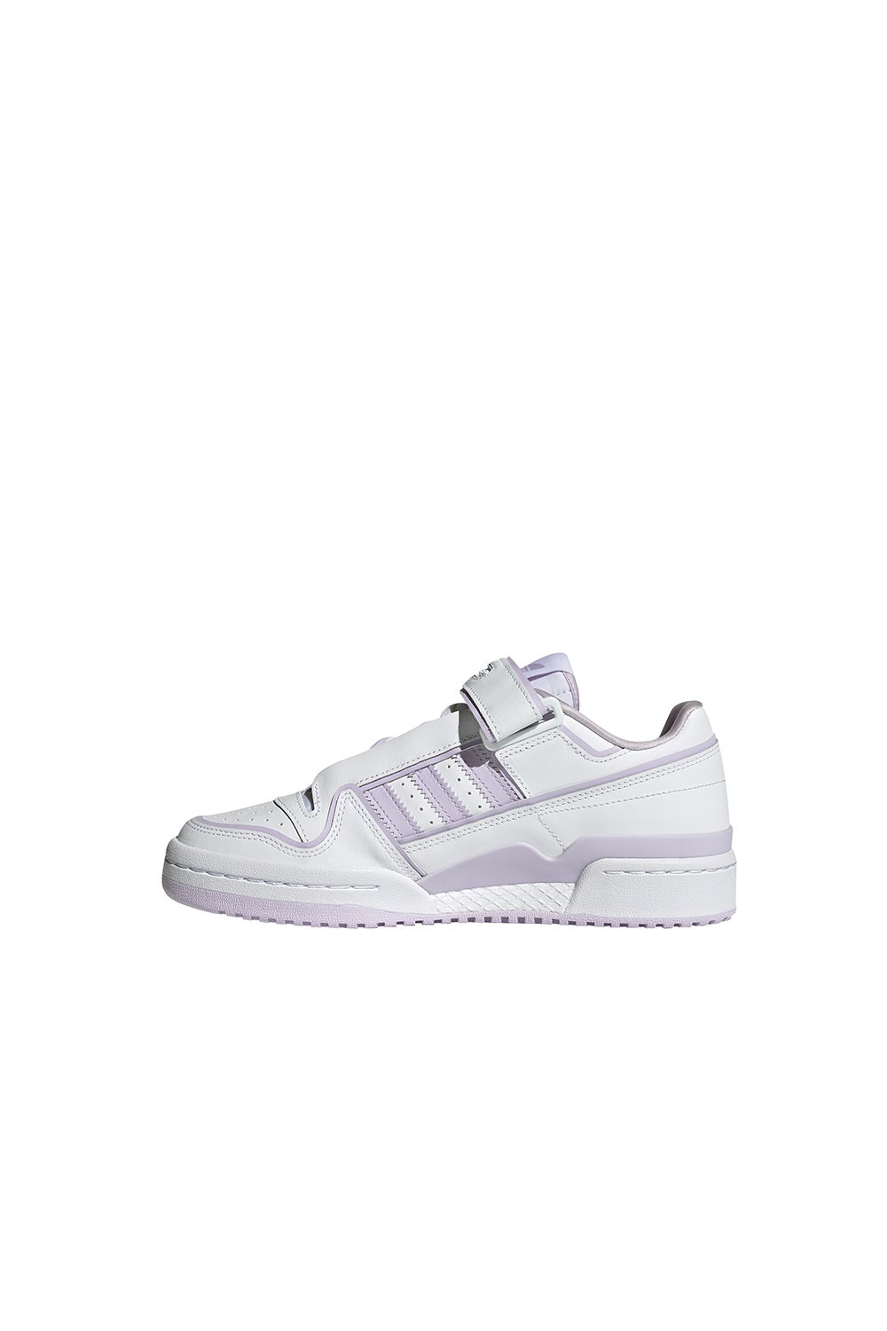 adidas Forum Plus Cloud White/Purple Tint