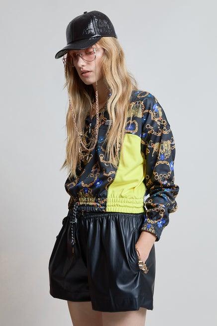 adidas Her Studio London Half-Zip Sweatshirt Multicolour