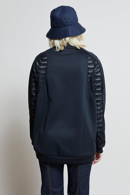 adidas Lace Sweatshirt Black