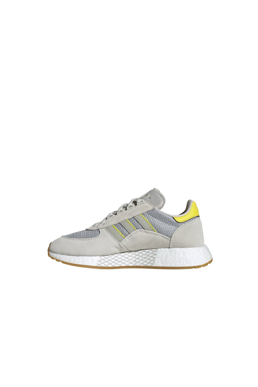 adidas Marathon Tech W Raw White/Sesame/Bright Yellow