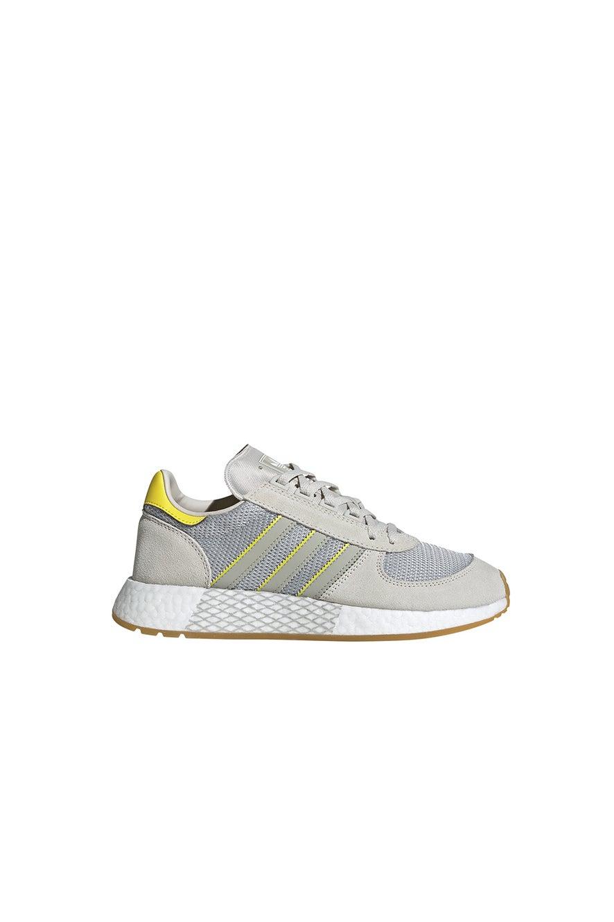 adidas Marathon Tech W Raw White/Sesame/Bright Yellow