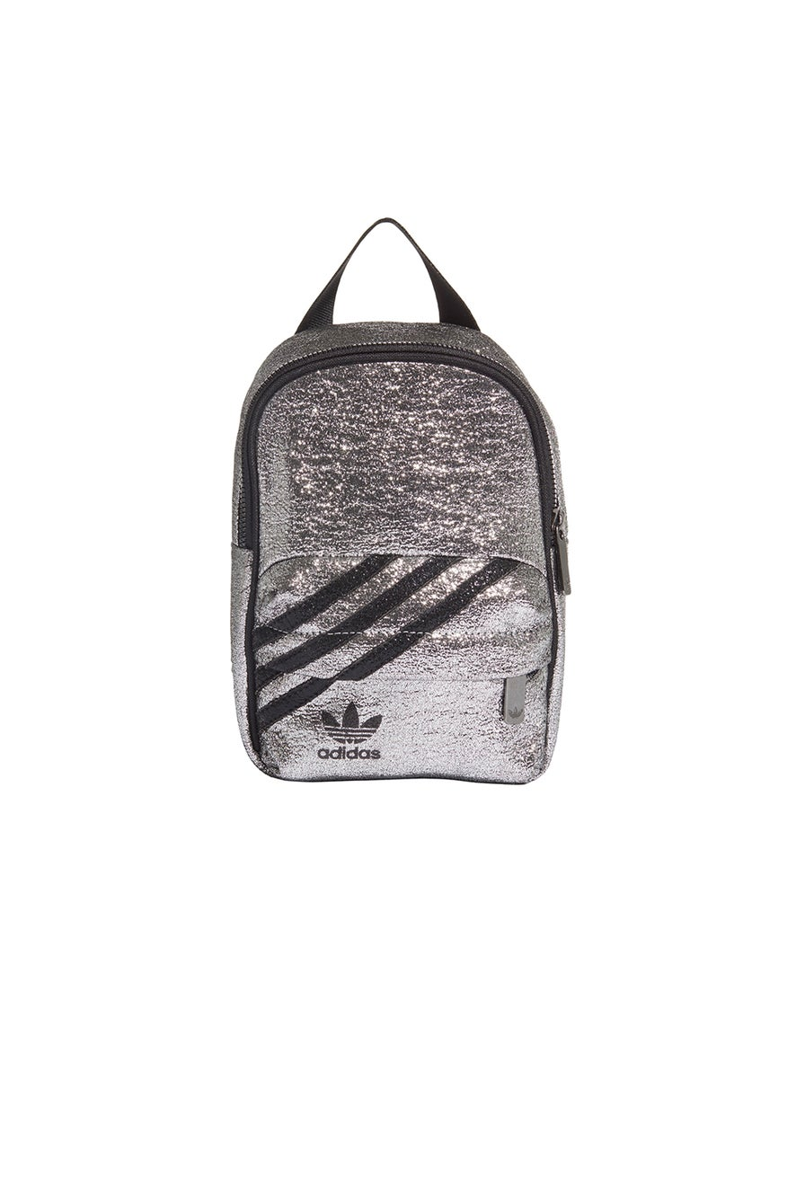 adidas Mini Backpack Silver