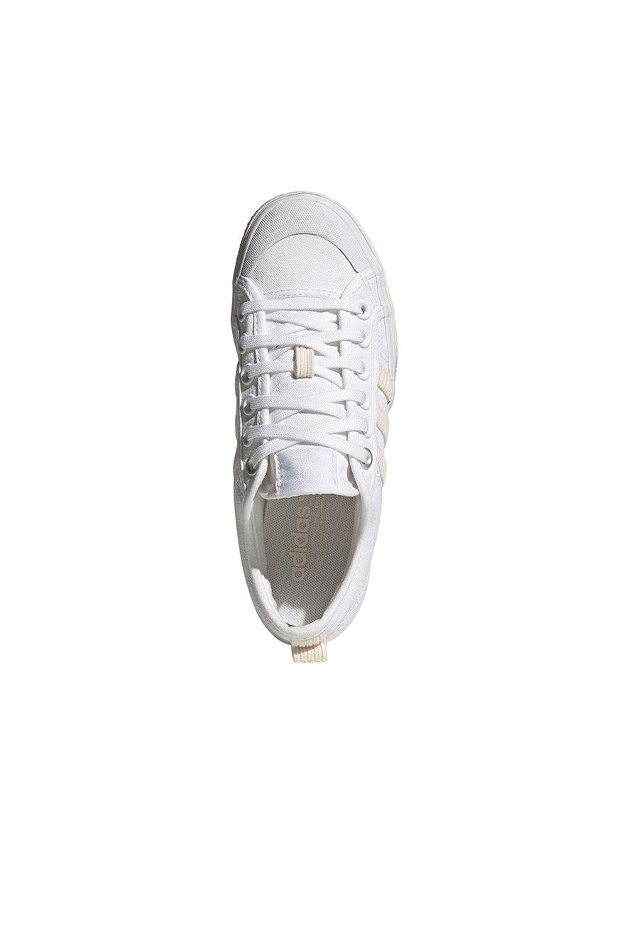 adidas Nizza Platform Off White/Cream