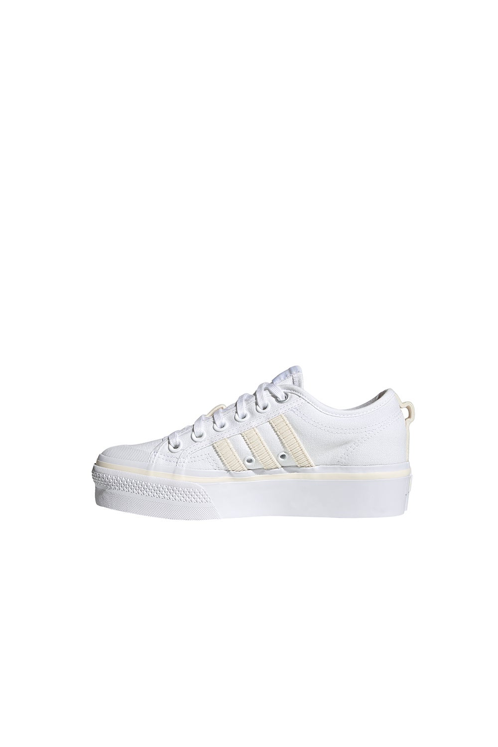 adidas Nizza Platform Off White/Cream