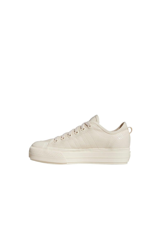 adidas Nizza RF Platform Wonder White/Wonder White/Cream White