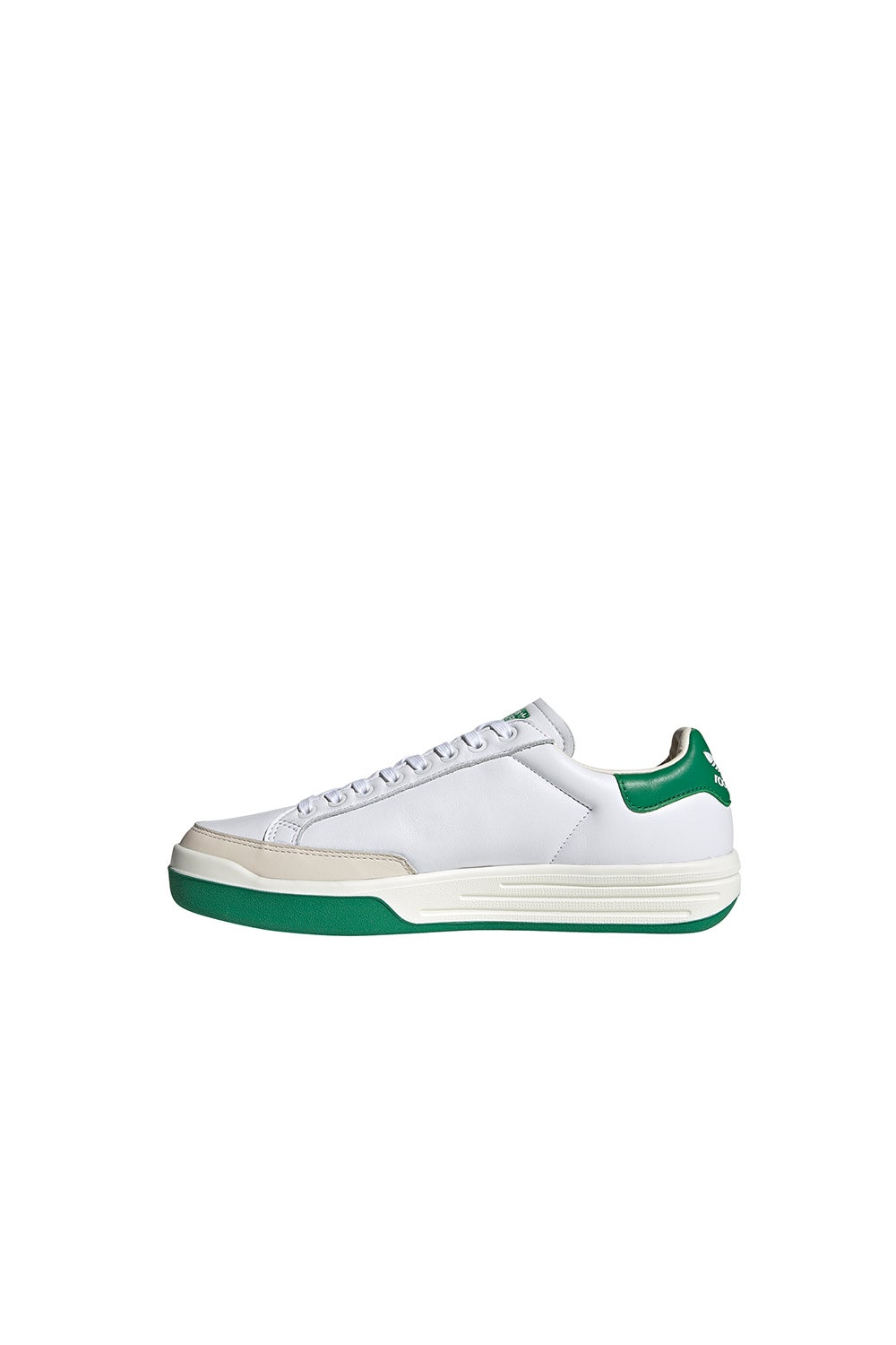 adidas Rod Laver FTWR White/Green/Off White