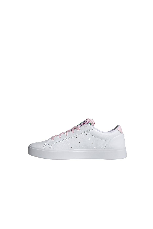 adidas Sleek Cloud White/Clear Pink/Crystal White