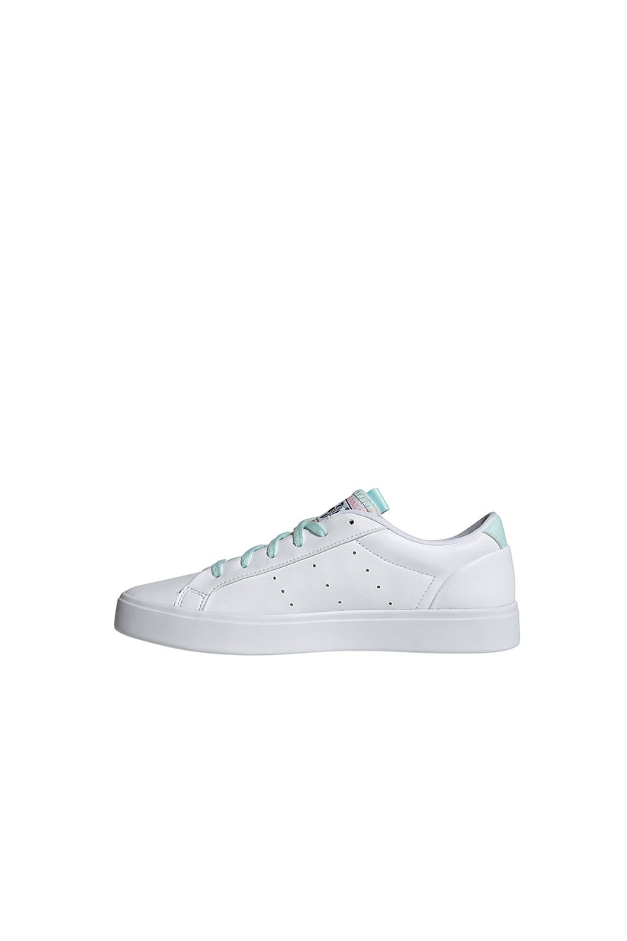 adidas Sleek Cloud White/Halo Mint/Crystal White