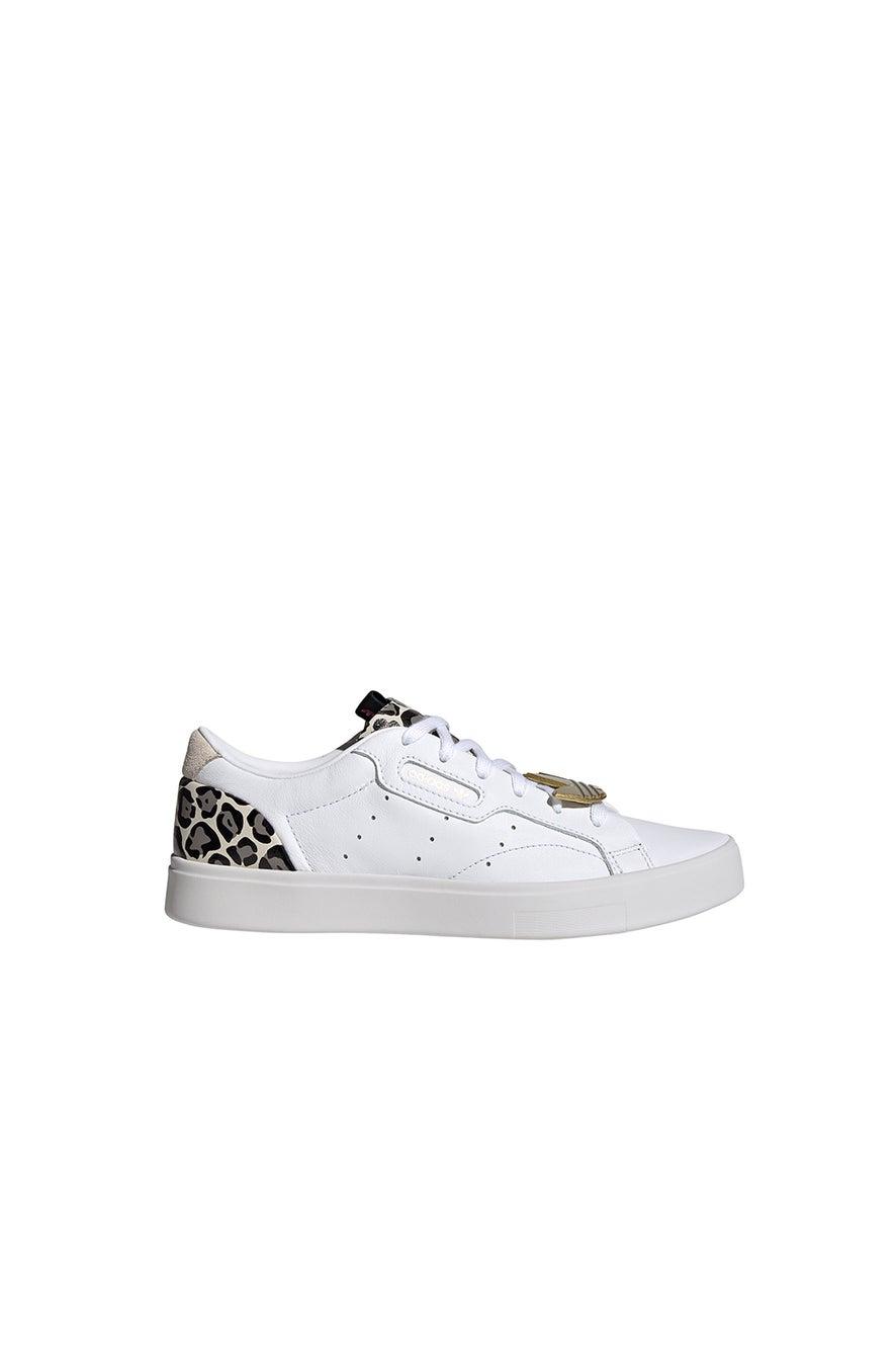 adidas Sleek W Shoes Cloud White/Bliss/Screaming Pink