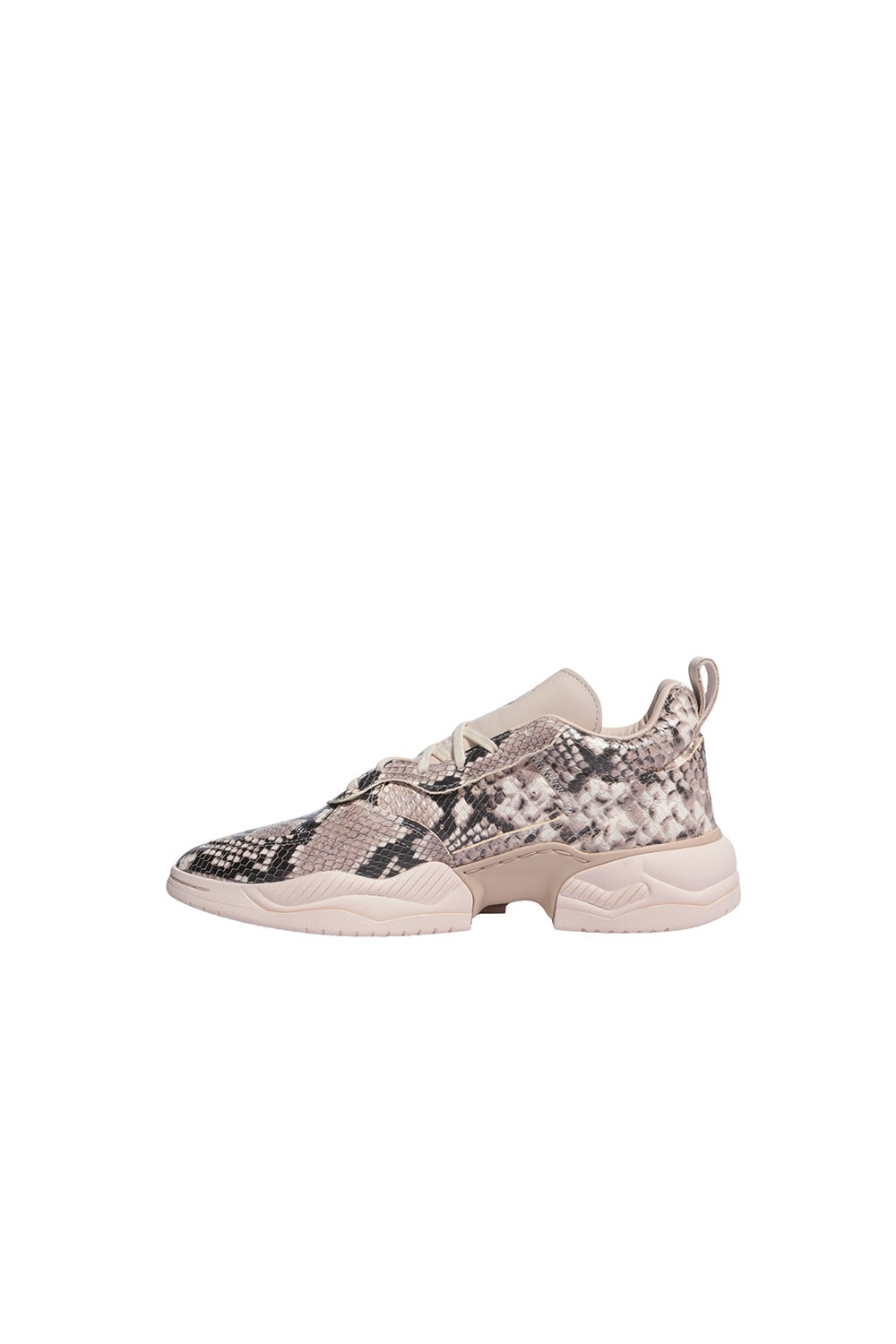 adidas Supercourt RX Shoes Core Black/Linen/Pale Nude
