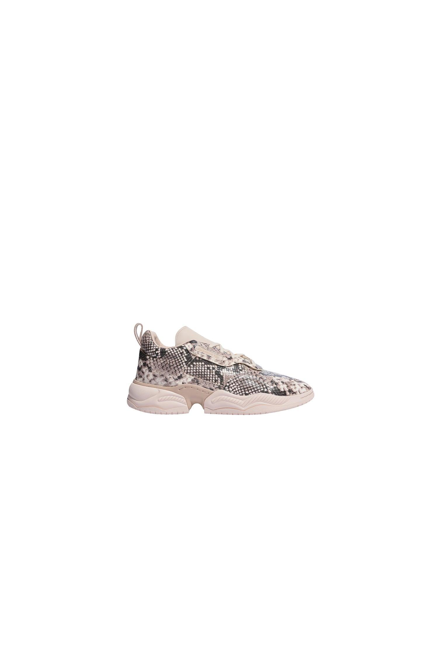 adidas Supercourt RX Shoes Core Black/Linen/Pale Nude