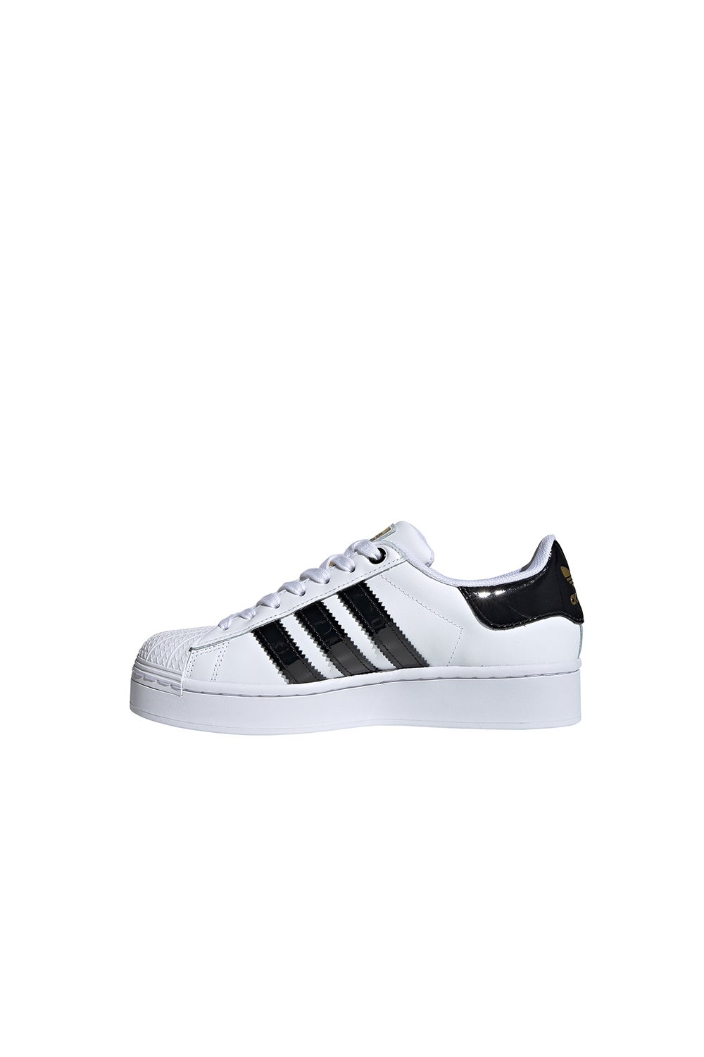 adidas Superstar Bold W White/Black/Gold