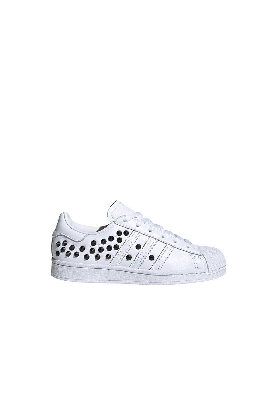 adidas Superstar FTWR White/Core Black/Scarlet