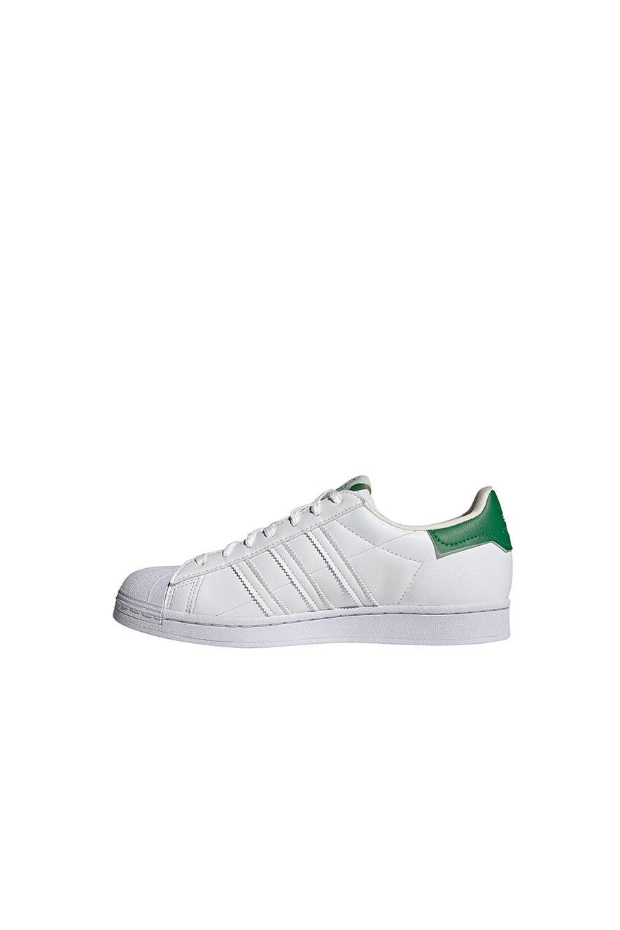 adidas Superstar FTWR White/Off White/Green