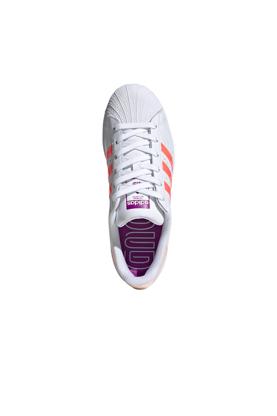 adidas Superstar Shoes Signal Pink